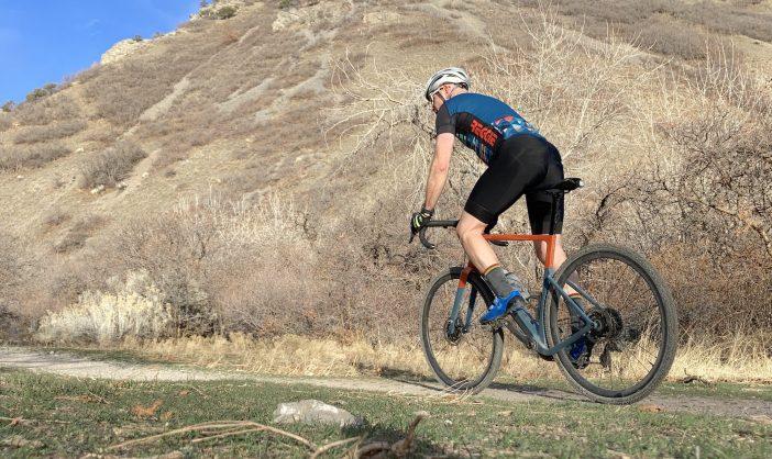 Roval Terra CLX Wheelset Review - Battle Creek Canyon