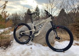 2021 Santa Cruz Tallboy CC 4 X01 Review