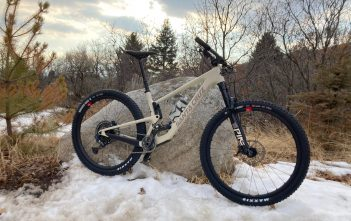 2021 Santa Cruz Tallboy CC 4 X01 Review - Hero