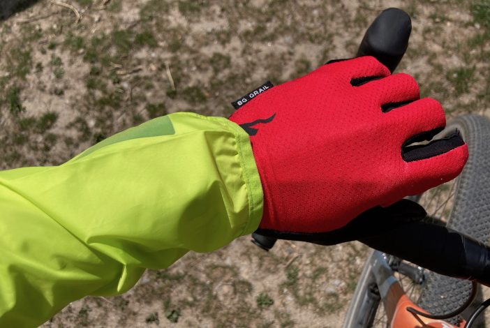 Specialized HyprViz Race-Series Wind Jacket Review - Perfect Sleeve Length