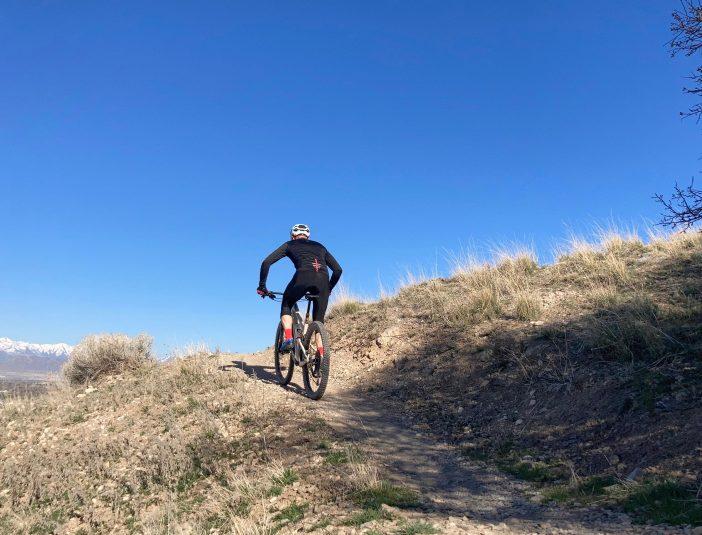 Santa Cruz Tallboy 4 Review - Climbing