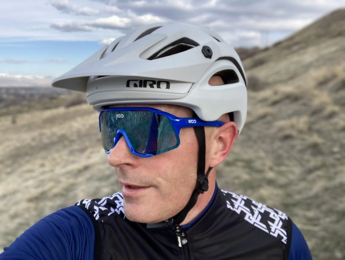 Giro Manifest Spherical MIPS Helmet Review - Side