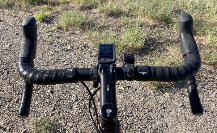 Ritchey WCS Butano Handlebar Review - Rear View