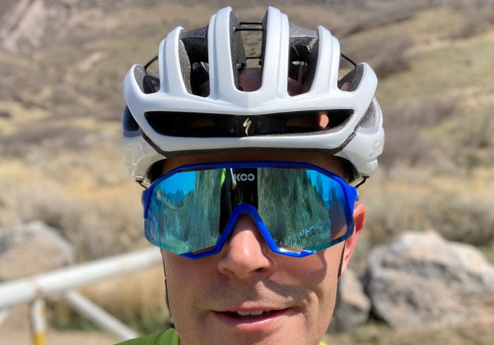 S-Works Prevail II Vent Helmet Review - Front View