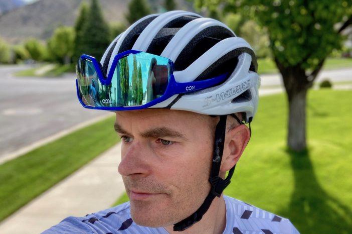 Specialized S-Works Prevail II Vent Helmet Review - Sunglass Storage