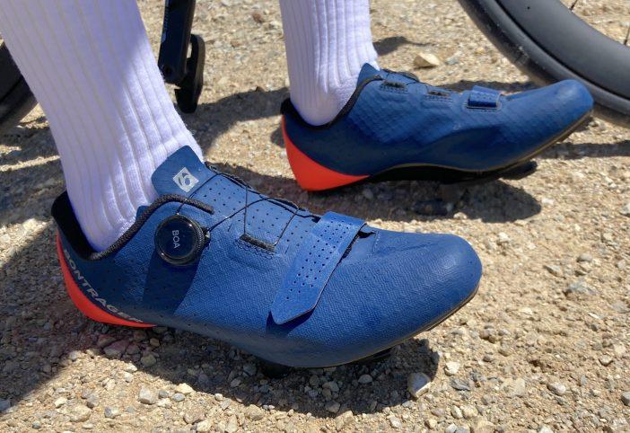 2021 Bontrager Circuit Road Shoe Review - BOA Fit System