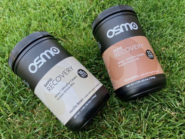 Osmo Rapid Recovery Protein Mix - Chocolate and Vanilla