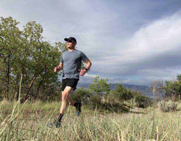 Patagonia Capilene Cool Merino Shirt - Trail Running