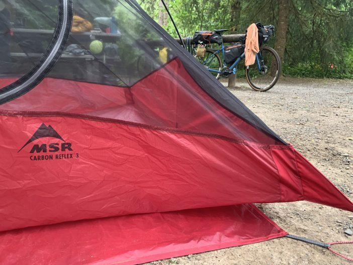 MSR Carbon Reflex 3 Ultralight Tent Review