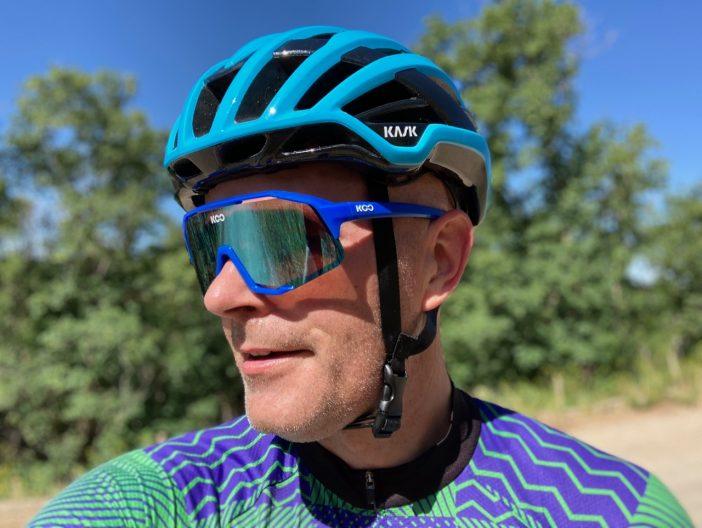 Kask Valegro Helmet Review with Koo Demos