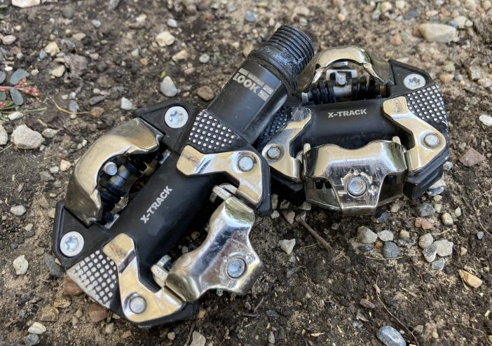 LOOK X-Track Pedals Review