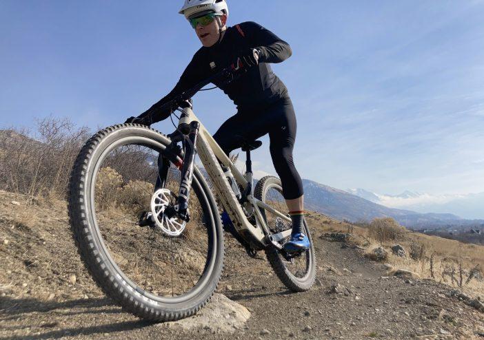 LOOK X-Track Pedals Review - Santa Cruz Tallboy 4 Testing