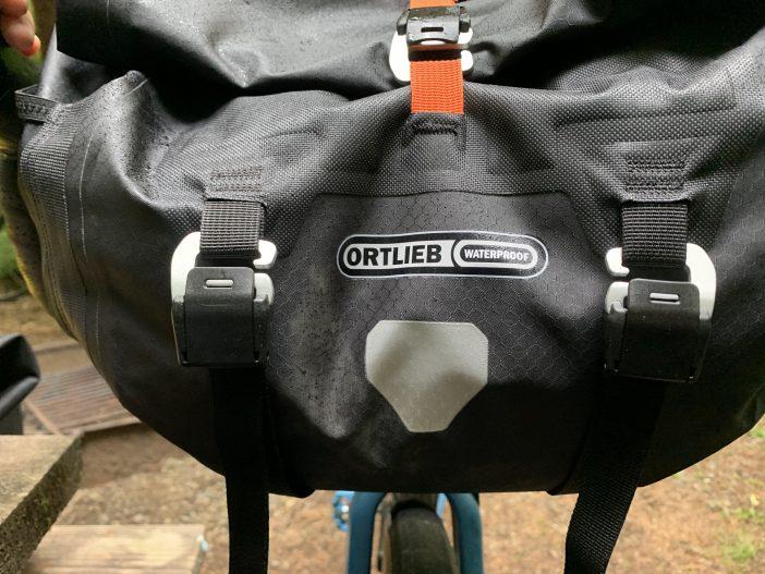 Ortlieb Handlebar Pack QR Review