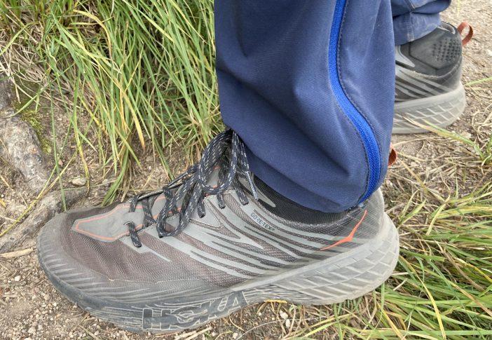 Patagonia Altvia Trail Pants Review - Leg cuffs
