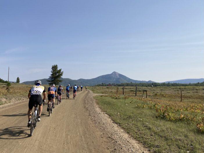 SBT GRVL Blue Course - Hahns Peak