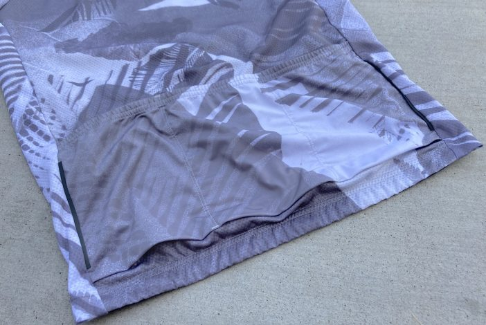 Specialized RBX Fern Jersey Review - Rear Pockets