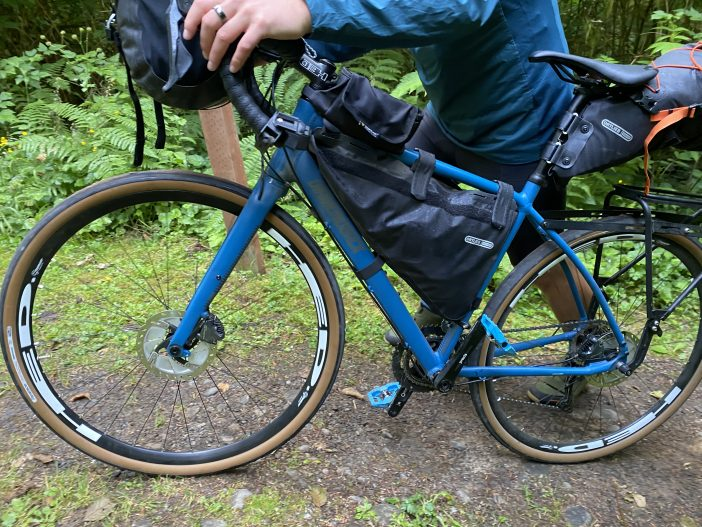 Ortlieb Frame Pack Review