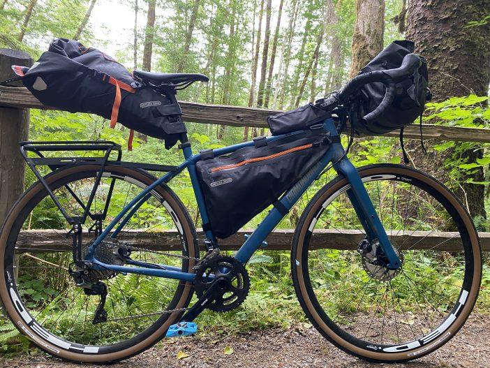 Ortlieb Bikepacking Packs Review