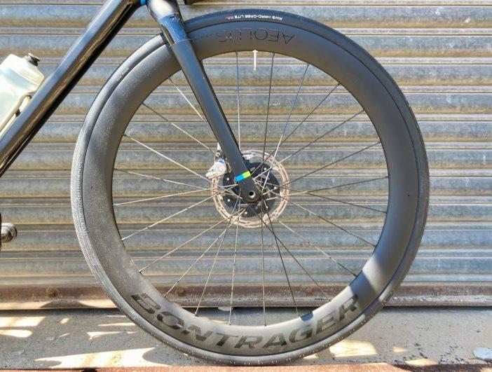 Bontrager Aeolus Pro 51 Wheelset Review - Front Wheel
