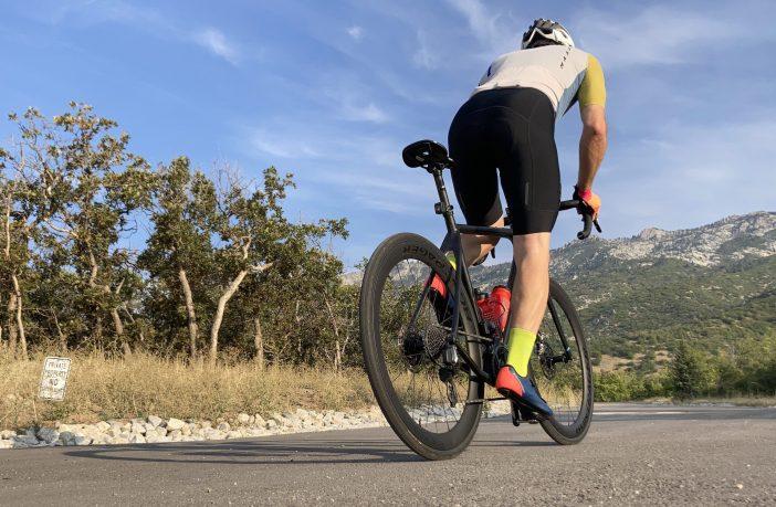 MAAP Evade Pro and Team Evo Bib Shorts Review - Climbing Three Falls