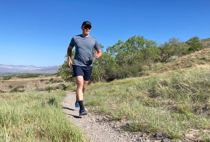 Wahoo TICKRX Heart Rate Strap Review - Trail Running