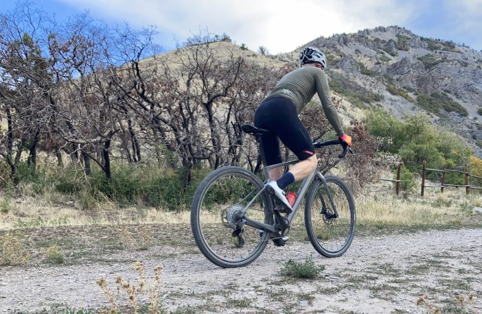 MAAP Training Thermal LS Jersey Review - Gravel Riding