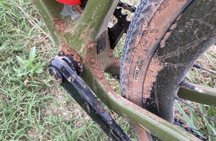 Ventum GS1 Mud Clearance